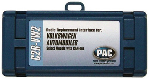 PAC C2RVW2 Replacement Interface For Select Volkswagon Vehicles