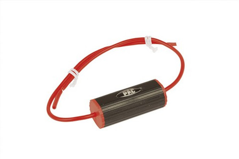 PAC BB5PR Bass Blocker 0-2.8 Khz @ 4 Ohms ; *kaged Pair.* Red Wire