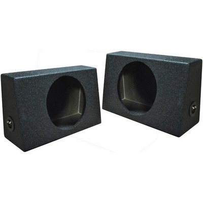 "Qpower QBTRUCK112S Qbomb Single 12"" Empty Woofer Box"