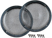 "Qpower GRILL12DELUXEKIT 12"" Woofer Grills Sold In Pairs"