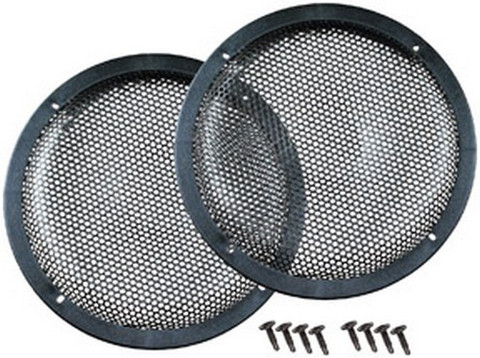 """Qpower GRILL12DELUXEKIT 12"""" Woofer Grills Sold In Pairs"""