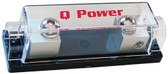 Qpower ANL4G *ANLh03* ANL 4 Gauge Fuse Holder