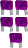 Xscorpion MXF100 100 Amp Fuses 5-Pack