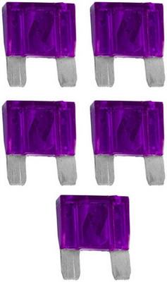 Xscorpion MXF120 120 Amp Fuses 5-Pack