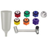 CTA Tools 7470 9 Pc. Oil Filling System