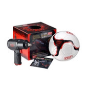 "Mighty Seven NC-4233Z 1/2"" drive quiet impact wrench made from composite"