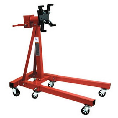 ATD Tools 7479 1250 lbs. Engine Stand with 360° Rotatable Head