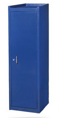 ATD Tools 7178BU Full Height Side Locker With 2 Shelves, Blue