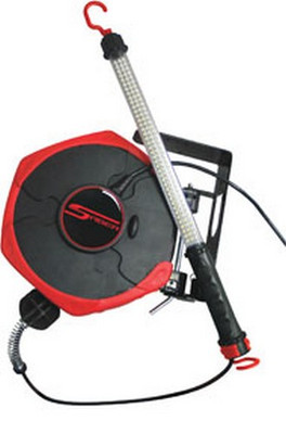 ATD Tools 80120 120 LED Work Light with Heavy-Duty Reel