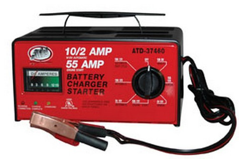 ATD Tools 37460 Fully Automatic Benchtop Battery Charger