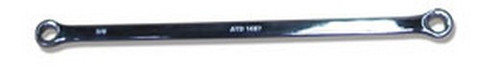 ATD Tools 1487 Long Box Wrench 3/8 x 7/16