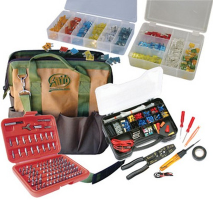 ATD Tools 96 Auto Electrical Maintenance Kit