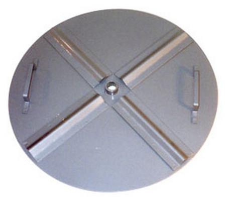 ATD Tools 5326 Grease Follower Plate 400 lbs. Drum