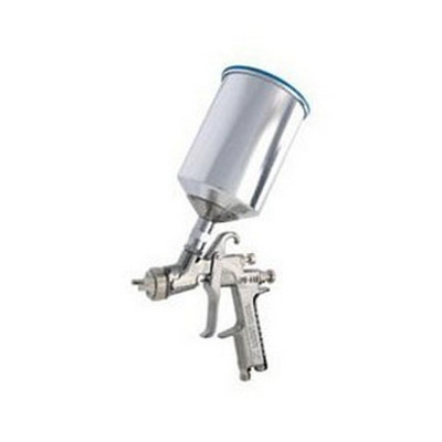 Iwata 5733 LPH440-181 Gravity Fed Spray Gun w/ 1000ml Aluminum Cup