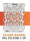 Iwata FH-FOR-1SP Flame O'Rama Flame Dango