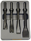 ATD Tools 5728 4 pc. Basic Chisel Set