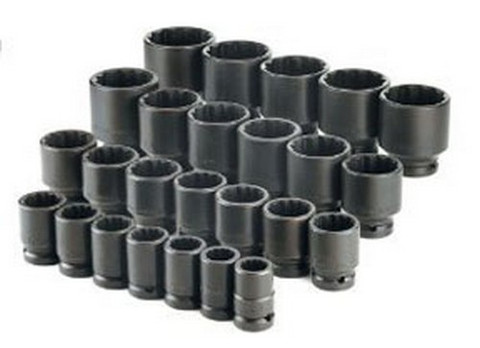 """ATD Tools 10032 3/4"""" Drive 6-Point Standard Fractional Socket - 1"""""""