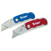 Titan Tools 11020-1 2pk Folding Pocket Utility Knife