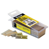Titan Tools 11038 100 Pack Single Edge #12 Razor Blades