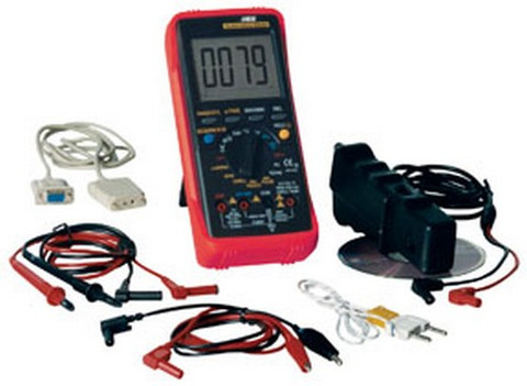 ATD Tools 5588 Digital Multimeter with PC Interface