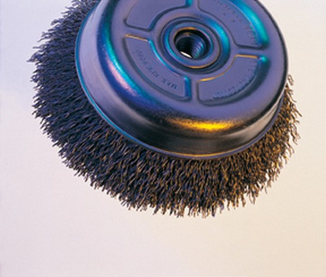 """ATD Tools 8232 6"""" Crimped Wire Cup Brush"""