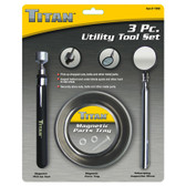 Titan Tools 11065 Utility Tool Set 3 Pc