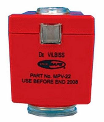 DeVilbiss MPV22 Disposable Carbon Filter