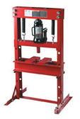 ATD Tools 7452 12-Ton Hydraulic Bench Press with Bottle Jack