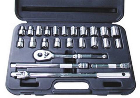 """ATD Tools 136018 1/2"""" Drive 6-Point Standard Metric Socket - 16mm"""