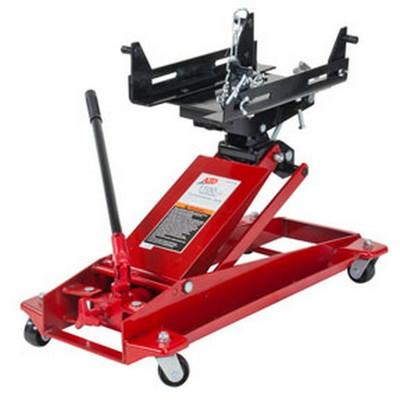 ATD Tools 7435 1100 lbs. Low Lift Hydraulic Transmission Jack
