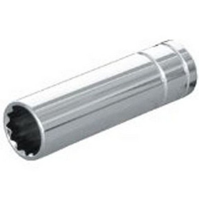 "ATD Tools 12470 3/8"" Drive 12 Point Deep Socket, 10mm"