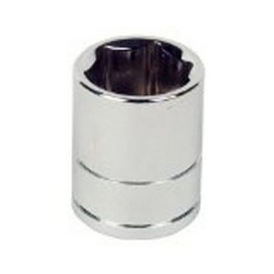 "ATD Tools 13604 1/2"" Drive 6-Point Standard Fractional Socket - 9/16"""