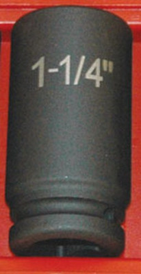 "ATD Tools 6440 3/4"" Drive 6-Point Deep Fractional Impact Socket - 1-1/4"""