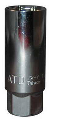 "ATD Tools 124551 3/8 Dr. 6 Point Deep Socket, 1/2"""