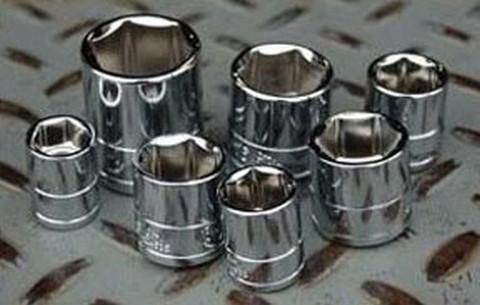 """ATD Tools 12459 3/8"""" Drive 6-Point Standard Metric Socket - 11mm"""