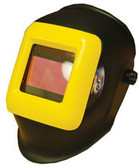 ATD Tools 3721 Solar Powered XL Viewing Area Auto- Darkening Welding Helmet