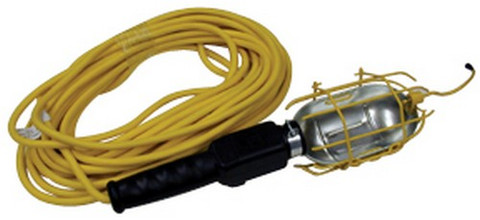 ATD Tools 8046 Extra Heavy-Duty Drop Light with 25' Cord