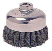 "ATD Tools 8284 4"" Knot-Style Cup Brush"