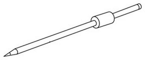 DeVilbiss GTI413 Fluid Needle
