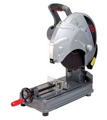 """ATD Tools 10515 14"""" Chop Saw With Laser Guide"""