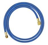 """ATD Tools 36781 A/C Charging Hose - 72"""" Blue"""