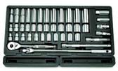 "ATD Tools 136026 1/2"" Dr. 6pt Chrome Socket, 1-1/16"""