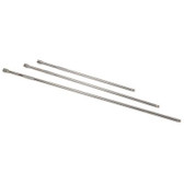 "Titan Tools 12081 Chrome Extension Set 3 Piece 1/2"" Drive - Extra Long"
