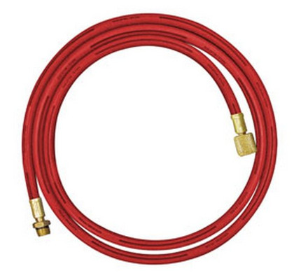 "ATD Tools 36782 A/C Charging Hose - 72"" Red"
