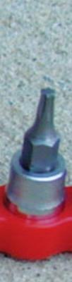 """ATD Tools 128 1/4"""" Drive T15 TORX® Bit Socket"""