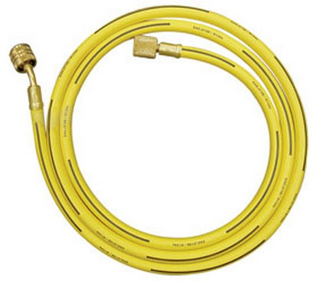 """ATD Tools 36793 A/C Charging Hose - 63"""" Yellow"""