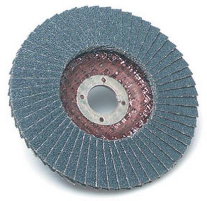 """ATD Tools 8351 4"""" 60 Grit Flap Disc"""