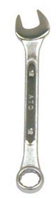 ATD Tools 6112 12-Point Raised Panel Metric Combination Wrench - 12mm