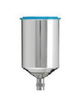 Iwata 6033E PCG7EM 700ml Aluminum Cup SST Fluid Joint