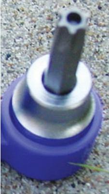 """ATD Tools 152 3/8"""" Drive T55 Tamperproof TORX® Bit Socket"""